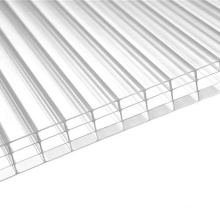 Multiwall Sheet Polycarbonate Sheet 4-Wall Sheet Manufacturer